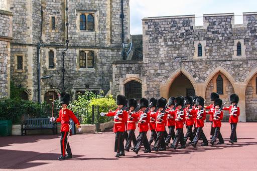 Security in British   Securelion Security
